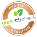 GreenBizCheck bronze certified