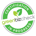 GreenBizCheck inprogress certified
